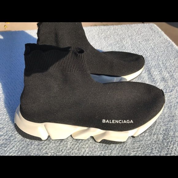 Balenciaga Speed Trainer sz 8 (38 euros
