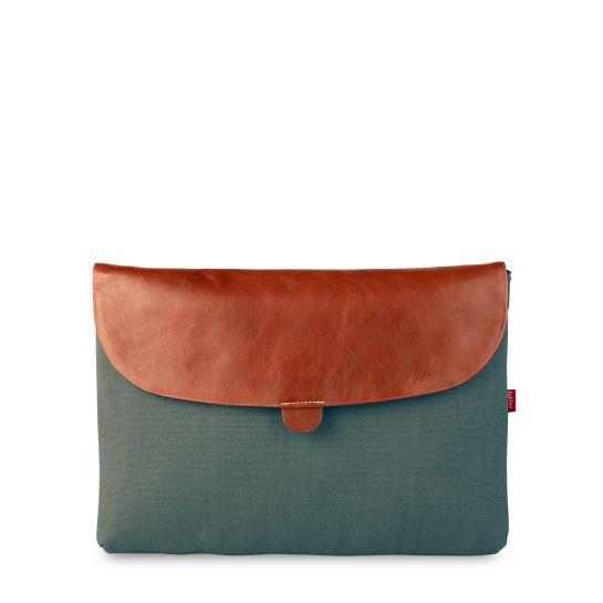 Khaki Oxford Envelope #13inch #15inch #macbook Shop here >> http://www.toffeecases.com/en/home/52-oxford-envelope.html#/size-13_macbook_pro_w_retina/color-khaki_canvas