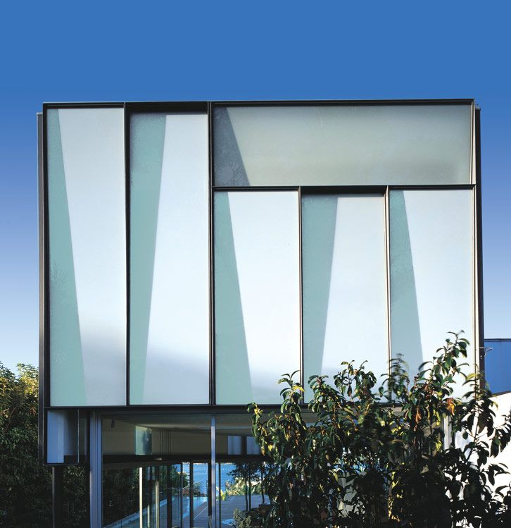 HOUSE SPRY - Durbach Block Architects