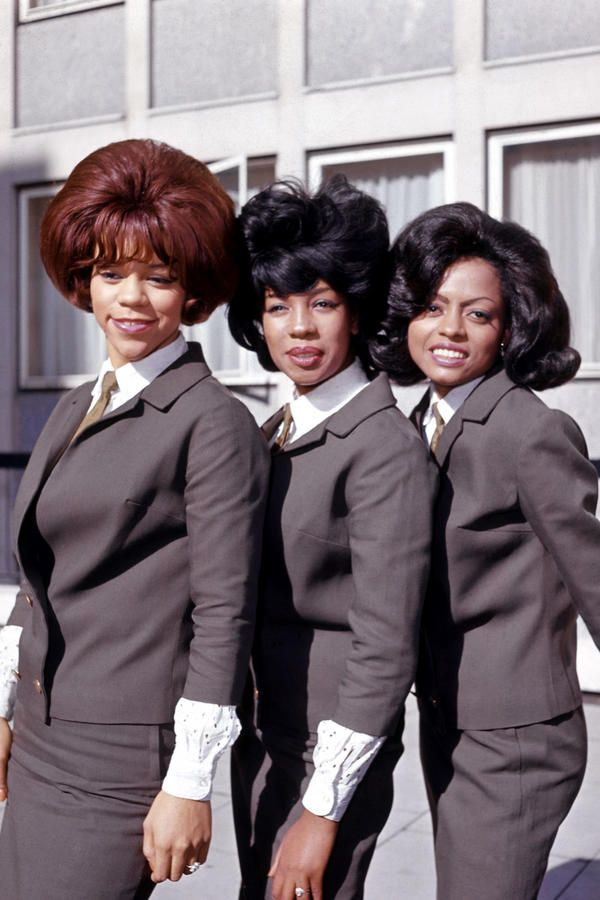 The Supremes - 50 Years of Southern Church Hair  - Southernliving. And our church hair just got bigger and bigger. (Trivia question: Which one of the Supremes was born in Mississippi? Mary Wilson, in center of photo. You're welcome.)