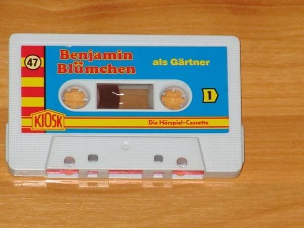 Benjamin Blümchen Kassetten
