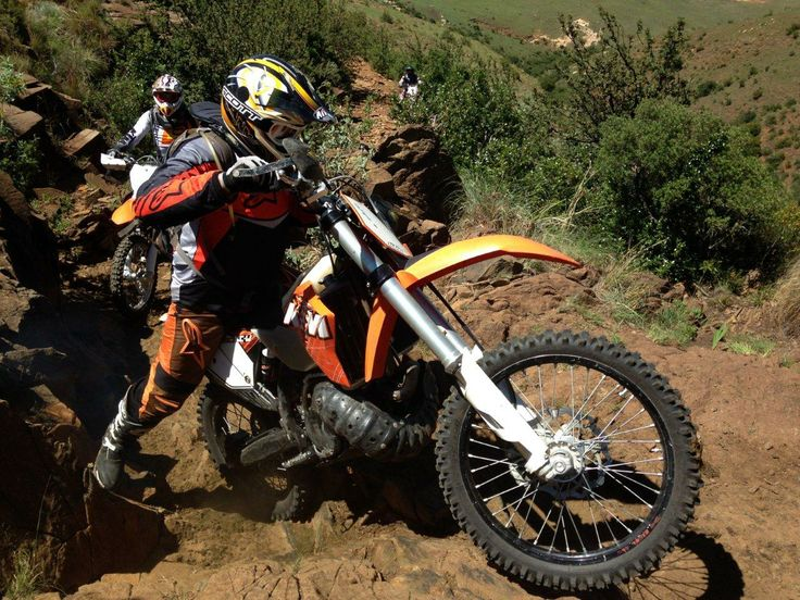 Festival of Dirt in #Clarens.  Image by Detmar Ruhfus of Clarens Xtreme. http://www.n3gateway.com/things-to-do/motor-biking.htm