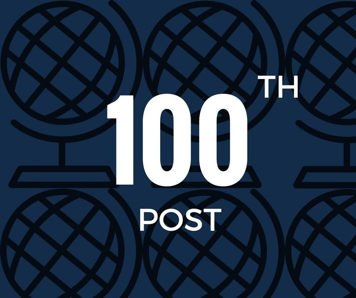 100th Post: Popular and Favourite Posts and Photos
