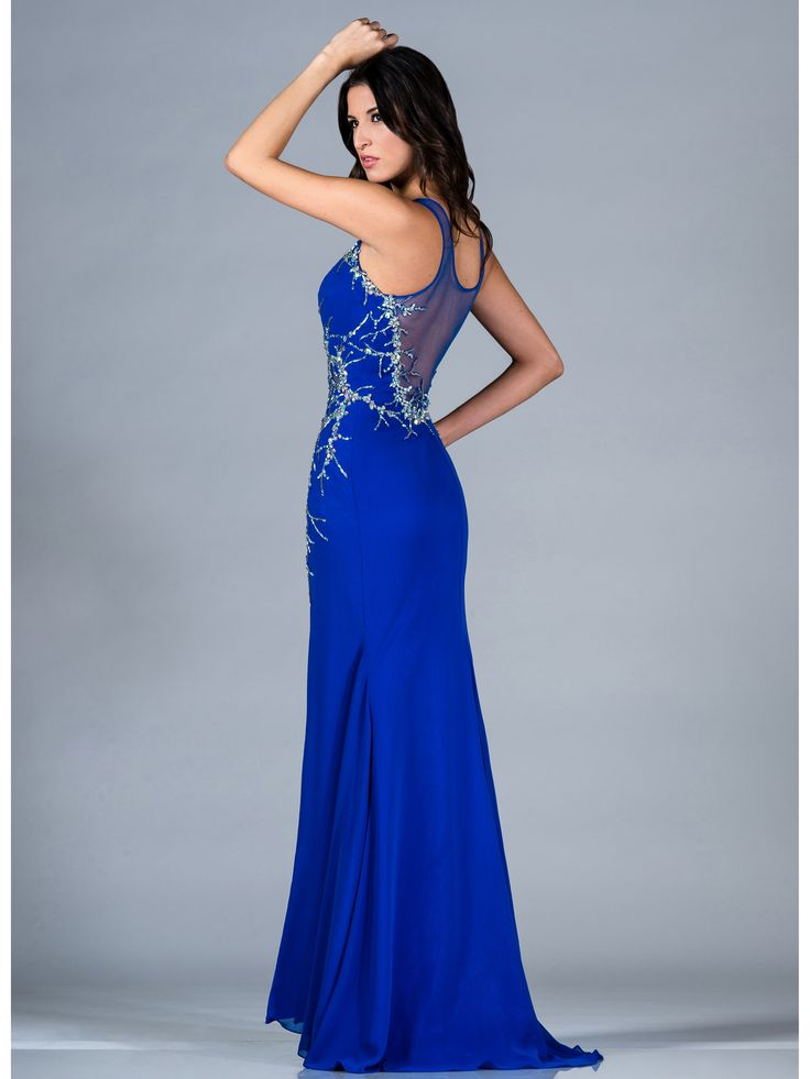 Prom dress 8713 exposition