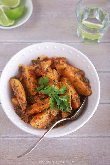 Pikantna sałatka ziemniaczana, nie tylko na grilla | Bea w Kuchni