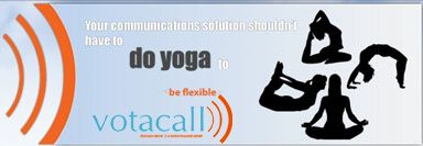 Votacall Hosted VoIP Flexibility