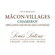 Louis Latour Macon-Villages Chameroy 2012 from Burgundy, France - The Macon Villages Chameroy is pale yellow in color and reveals a pretty nose of white fruits. In the mouth it is round ...