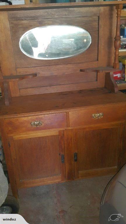 Oak Sideboard | Trade Me