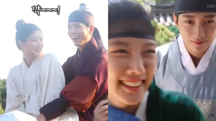 "Watch: ""Moonlight Drawn By Clouds"" Making-Of Video Reveals All The Fun The Cast…"