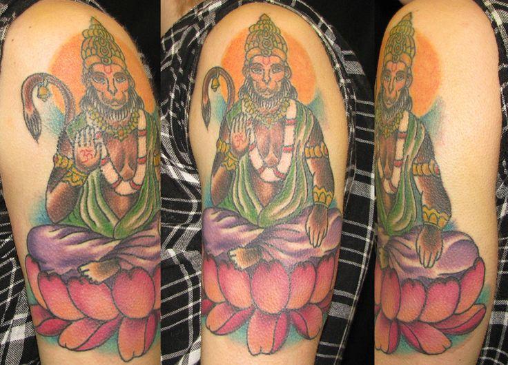 Hindi Tattoos | Sara Purr Tattoo
