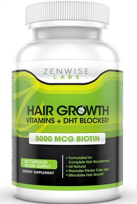 Best Vitamins for Hair Growth: Reviews of the Brands Worth Buying