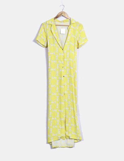 ¡Este maravilloso vestido camisero puede ser tuyo por 23,49 €! La moda de segunda mano está en Micolet.com
