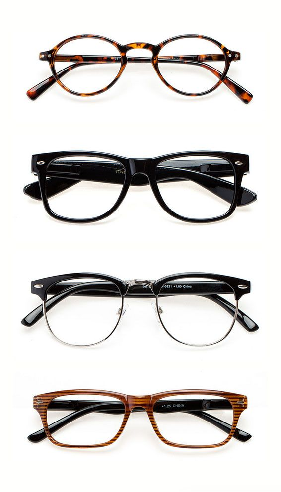 4 Top Selling Reading Glasses | Readers.com