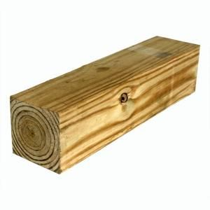 (Needed For My 2 Large Bird Houses) 6 in. x 6 in. x 12 ft. #2 Pressure Treated Timber-6330254 at The Home Depot