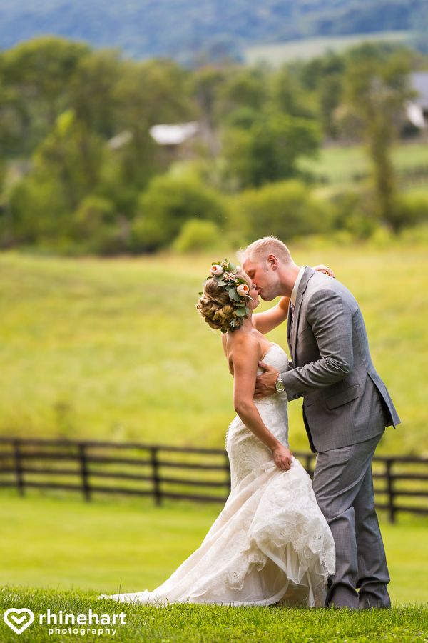 Rustic Barn Wedding Locations Near Washington Dc Silverbrook Farm Photographers