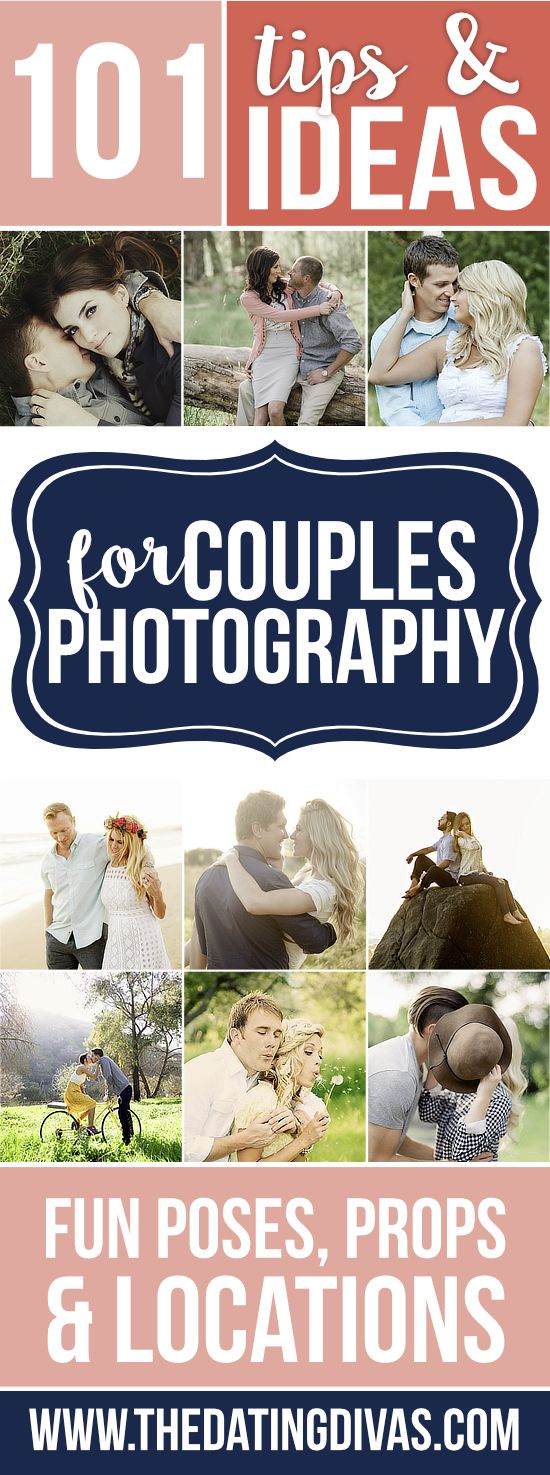 101 Tips and Ideas for Couples Photography- TONS of great posing ideas and photography inspiration. Perfect for engagements, an anniversary photo shoot, or just for a great shot of the parents during family photos.