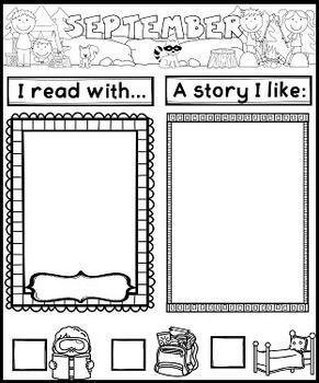 Die besten 25+ Kindergarten Leseprotokoll Ideen auf