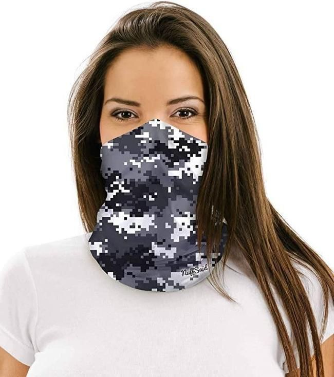 Multifunctional Headwear Neck Face Cover Biker Tube Scarf Headband Bandana