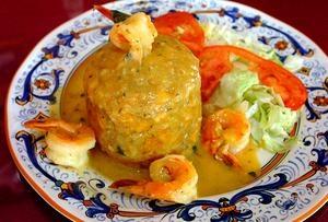 Mofungo - a Cuban delicacy!  @BethVivalaVoice