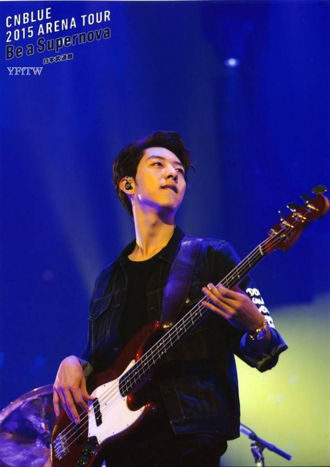 CNBLUE - LEE JUNG SHIN