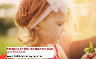 Stepping on the Mindfulness Train