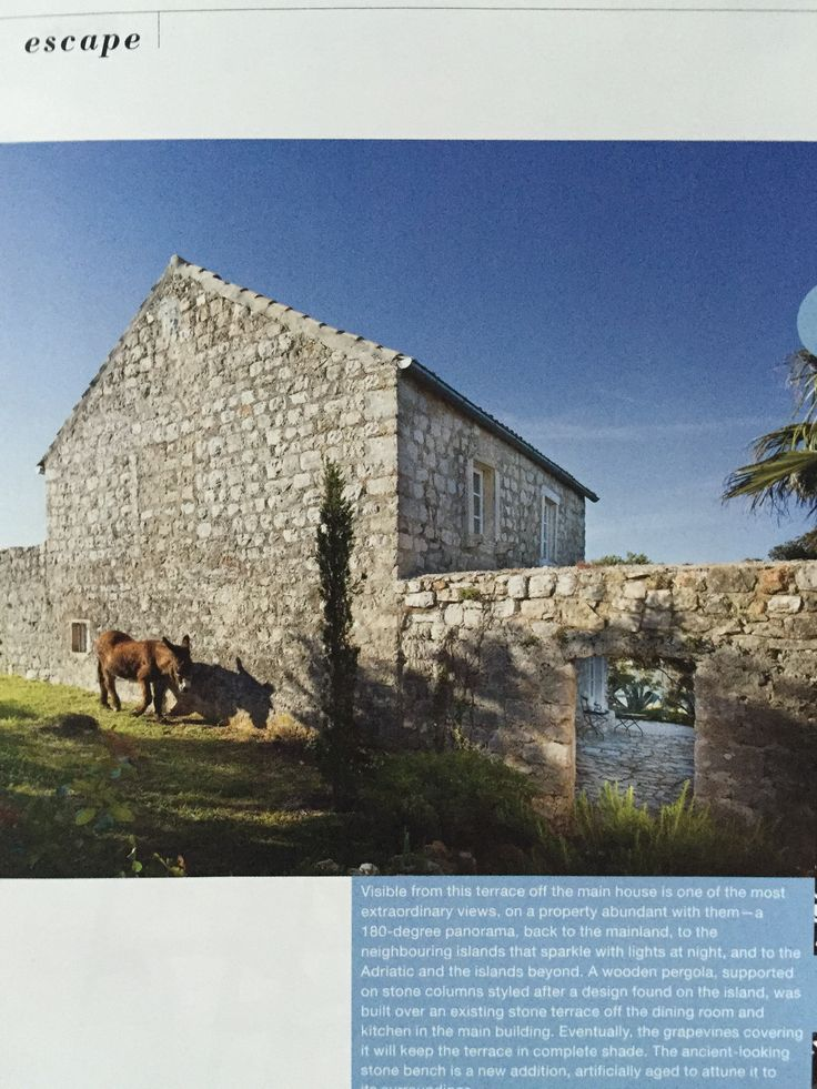 22 Best Old Stone House On The Adriatic Coast Renovation