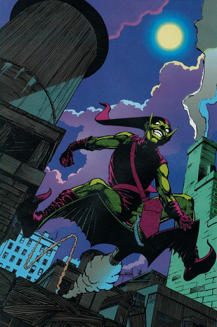 House of m green goblin - Find This Pin And More On I Got Some People I M Thinking Of Green Goblin