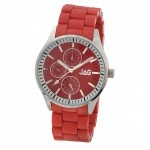 The Jag Ladies Red Silicone Strap Watch Model- J1518A   - 6375596 is the perfect timepiece for any occasion. View our wide range of watches online today.