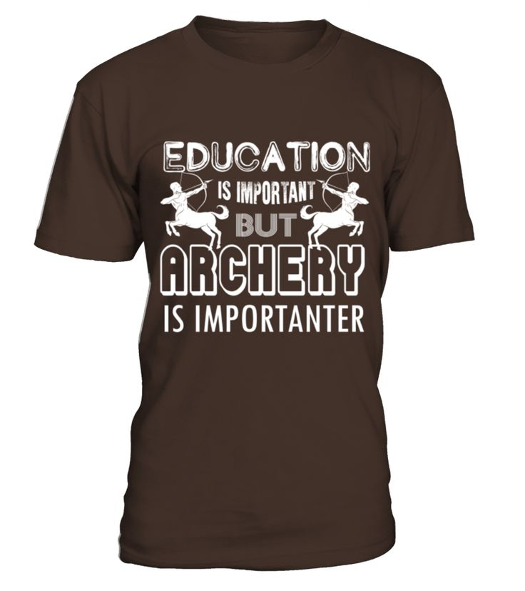 Archery Is Importanter Shirt   Mens Premium Hoodie   => Check out this shirt by clicking the image, have fun :) Please tag, repin & share with your friends who would love it. #Archery #Archeryshirt #Archeryquotes #hoodie #ideas #image #photo #shirt #tshirt #sweatshirt #tee #gift #perfectgift #birthday #Christmas