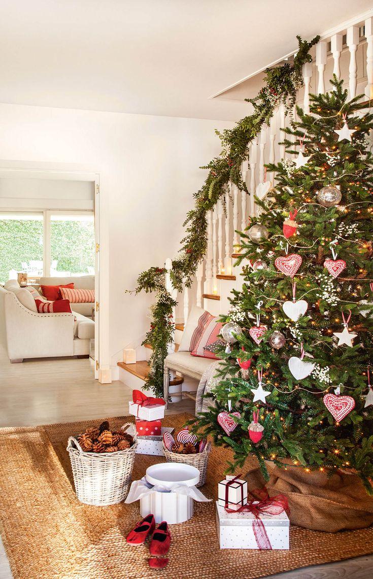 Las 25 mejores ideas sobre decorado de salones en - Salones decorados para navidad ...
