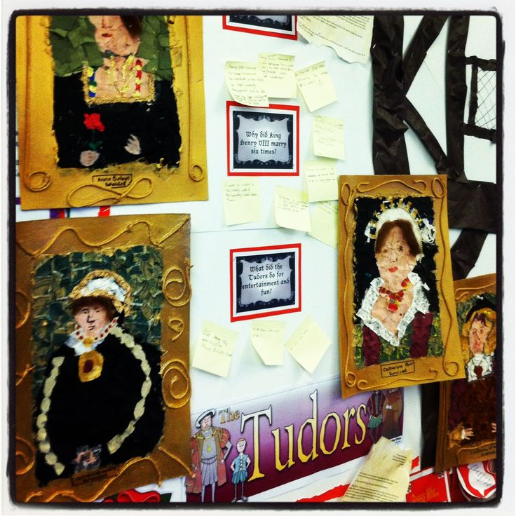 Tudor Display