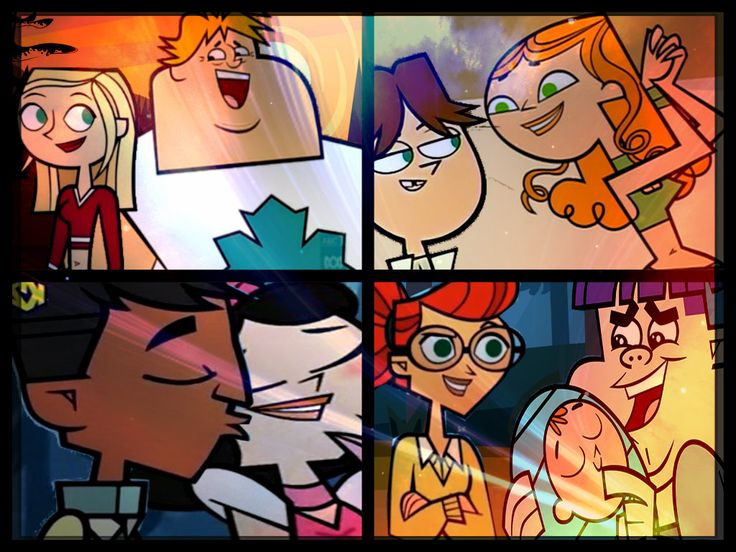 Total drama new couples by Candace07 on DeviantArt