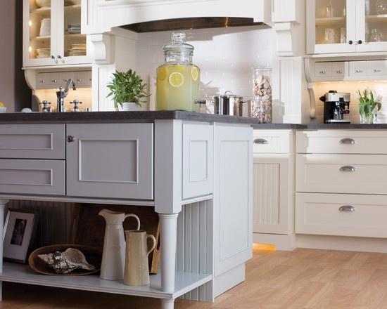 98 migliori immagini cucine che adoro su pinterest for Planimetrie in stile cottage