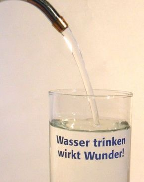 Tipps zum richtigen Wassertrinken