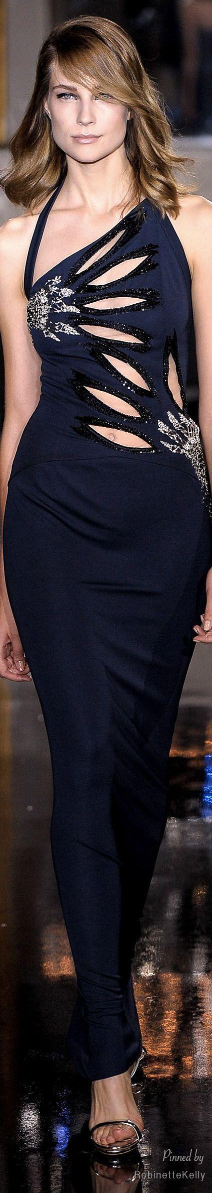 Glamour Gowns / karen cox. Azzaro Haute Couture | F/W 2014-15
