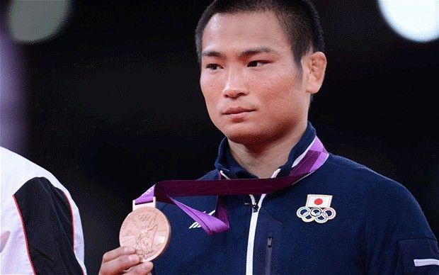 Today: TELEGRAPH - London 2012 Olympics: Japanese world judo champion Ebinuma Masashi saved by an overturned verdict, Jul 31, 2012