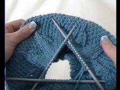 realizzare cappelli a maglia