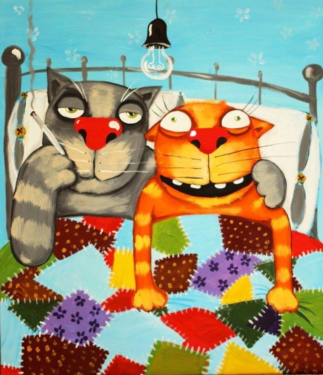 Couple by Vasja Lozhkin