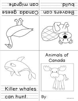 Canada Symbols Unit  $