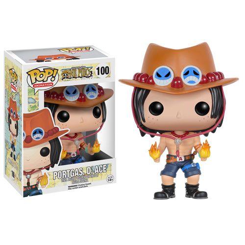 One Piece Portgas D. Ace Pop! Vinyl Figure - Funko - One Piece - Pop! Vinyl…