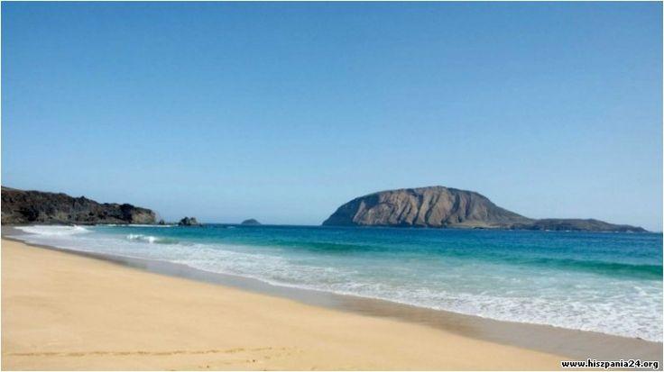 Wulkaniczny archipelag Wysp kanaryjskich położonych na Atlantyku na wysokości Maroka #hiszpania #kanary #WyspyKanaryjskie