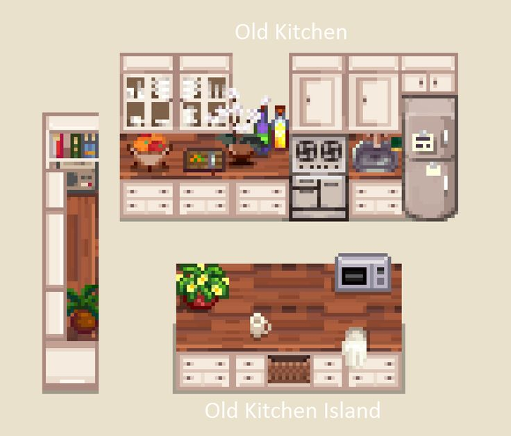 Mi S Kitchen At Stardew Valley Nexus Mods And Community