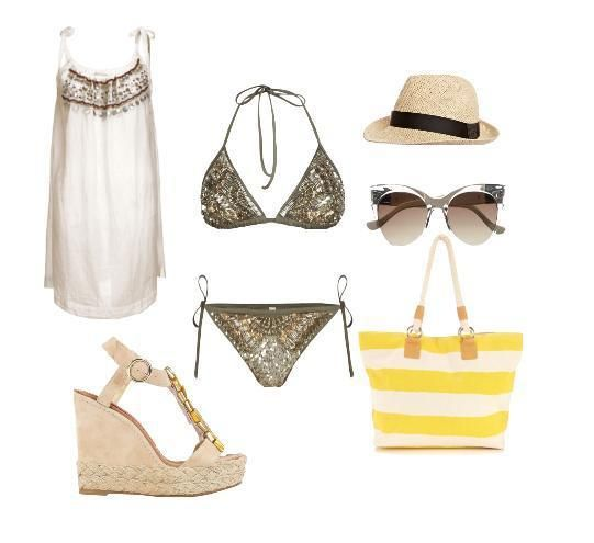 vegas pool party outfits | Ask a Stylist Vegas Pool Party