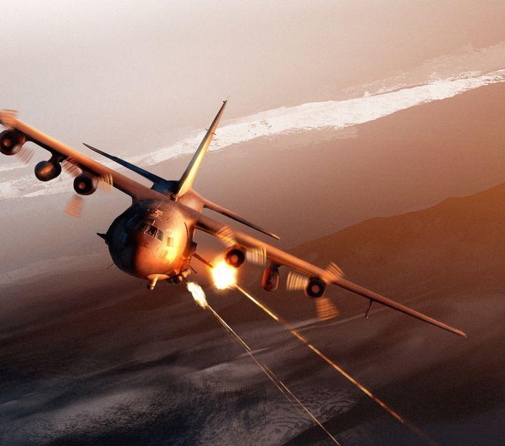 Photos inside the deadly AC-130 Spectre/Spooky/Stinger II…b.a.m.f. : theBRIGADE