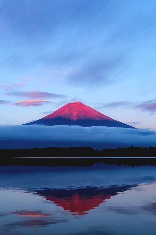 ザ・赤富士