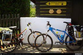 Traseu cu bicicleta MTB XC El Camino de Santiago del Norte - 8: Almuna - Navia - Tapia De Casariego - Ribadeo - Vilela . MTB Ride El Camino de Santiago del Norte - 8: Almuna - Navia - Tapia De Casariego - Ribadeo - Vilela - Asturia - Galicia, Spania