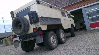 Our TGB13 Camper build - Volvo 4WD Oldtimer - C303 / TGB11 etc.