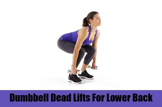 5 Best Lower Back Exercises For Women