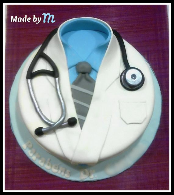 Doctor Cake | Made by M