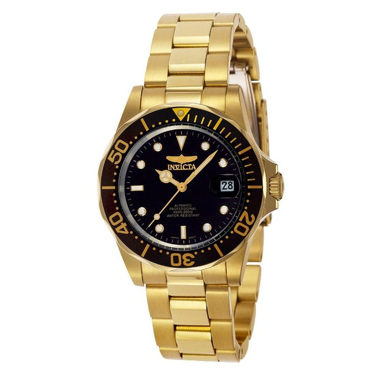 On Pinterest Jewelry Watches Black Watches And Automatic Watch